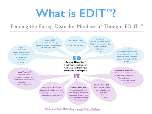 eating disorders cbt 2 eating disorders: the transdiagnostic view and the cognitive behavioral theory, christopher g fairburn 3 enhanced cognitive behavior therapy for eating disorders (cbt-e): an overview, christopher g fairburn, zafra cooper and roz shafran 4 the patients: their assessment, preparation for.