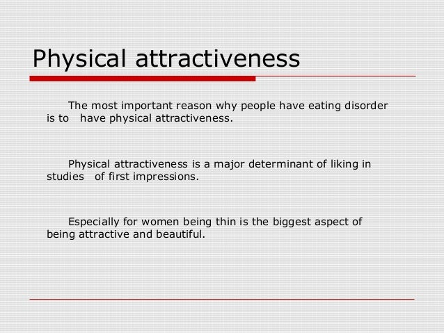 eating disorders and the media The $64,000 question: does the media cause eating disorders.