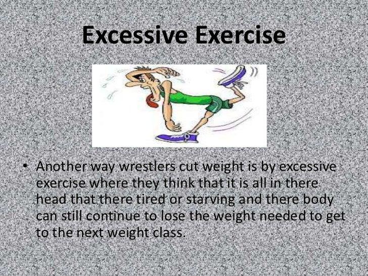 Eating Disorders In Wrestling