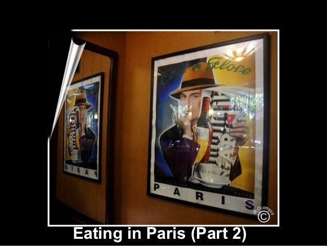 Eating in Paris (Part 2)