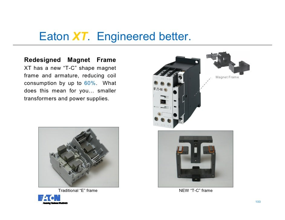 Eaton xt iec motor control Eaton motor