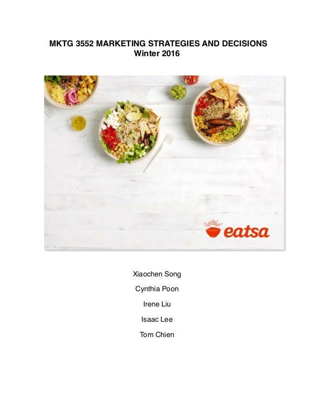 Eatsa Marketing Proposal