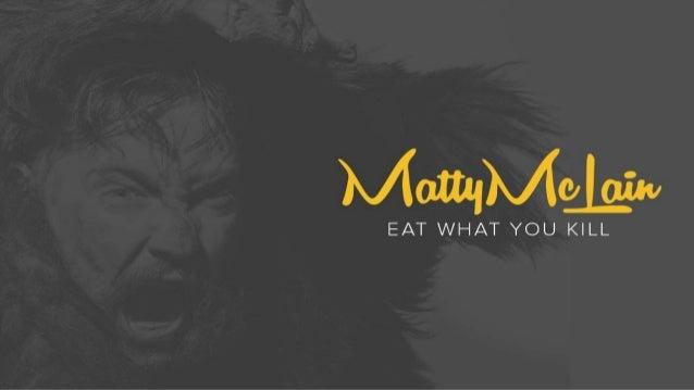 )/ (awgx/ TM»-«  EAT WHAT YOU KILL