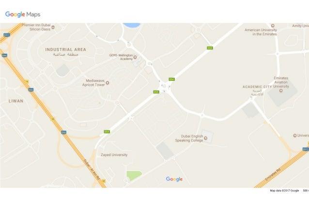 Eau google maps