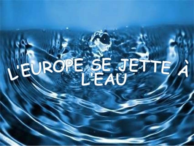 Les principales resources d'eau de la région de Vatra Dornei sont: ∽ Les Sources; ∽ Les rivières Dorna et Bistrița; ∽ Les ...