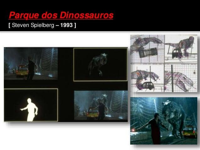 Parque dos Dinossauros [ Steven Spielberg – 1993 ]