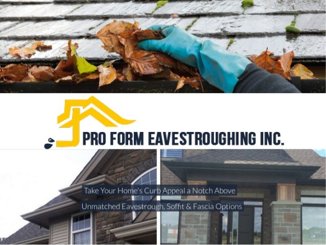 how to clean clogged eavestrough