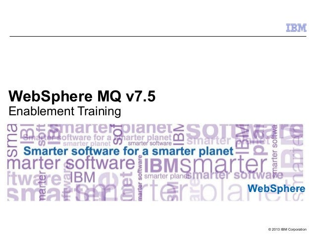 IBM WebSphere MQ Introduction