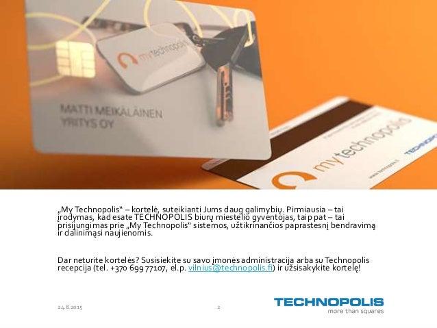 Eazy 4U service providers Vilnius Slide 2