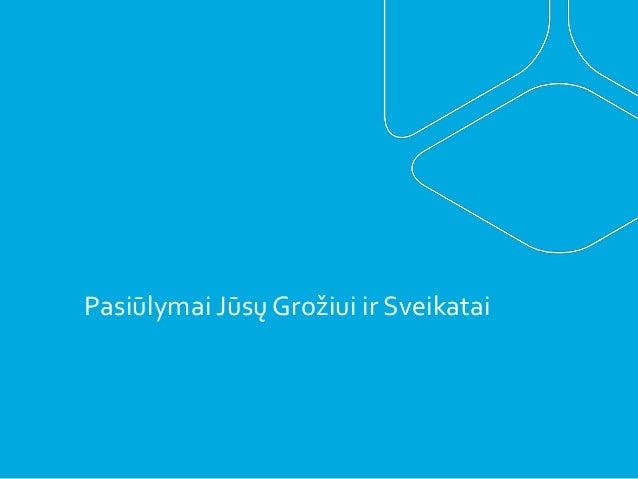 Eazy 4U service providers Vilnius Slide 3