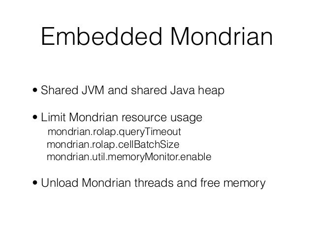 Additional Mondrian  User Defined Functions  https://docs.eazybi.com/display/EAZYBI/  MDX+Function+Reference  DateParse, D...