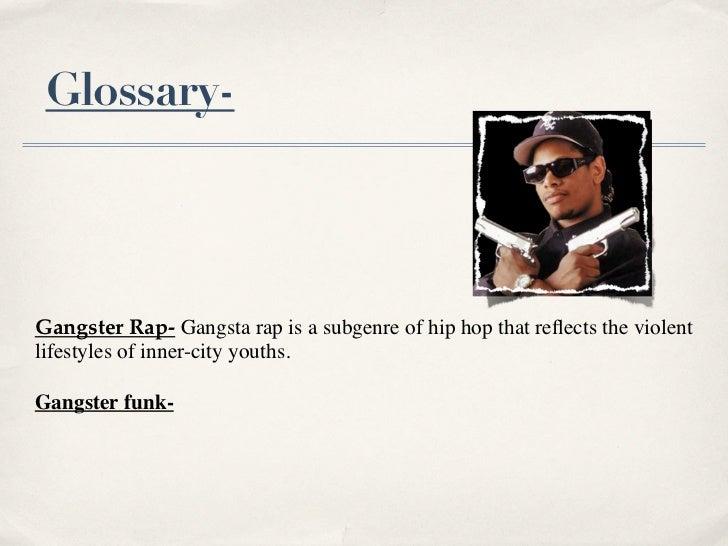 how to write a gangsta rap godfather