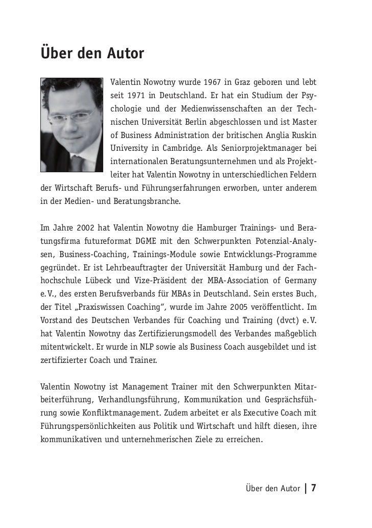 Über den Autor                   Valentin Nowotny wurde 1967 in Graz geboren und lebt                   seit 1971 in Deuts...