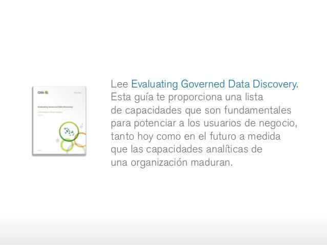 Lee Evaluating Governed Data Discovery. Esta guía te proporciona una lista decapacidades que son fundamentales parapoten...