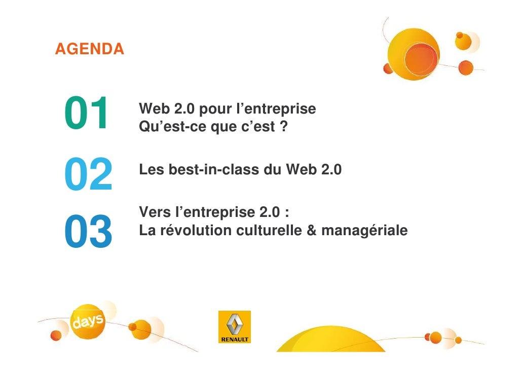 Eb05  Vers L Entreprise 2.0 Les Enjeux Et Les Risques Du Web 2.0 Pour Les Entreprises Slide 3