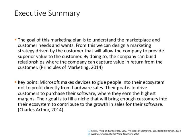 marketing plan template microsoft