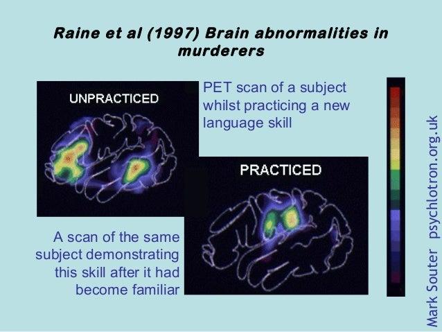 Raine et al study
