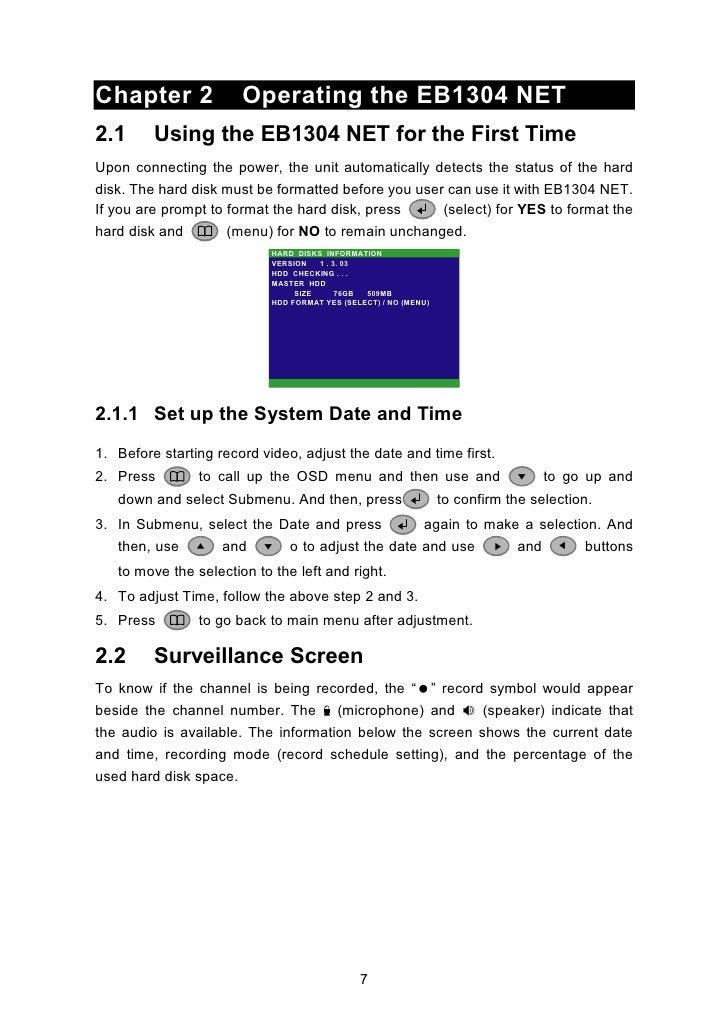 D1 (A)   HDD   29%                                              CIF(A)       HDD   29%                 D1 mode Screen Prev...