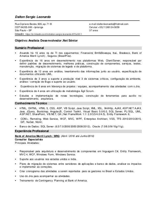 Dalton Sergio Leonardo Rua Cipriano Barata,926, ap. 71 B e-mail:daltonleonardo@hotmail.com CEP 04205-000 – Ipiranga Celula...