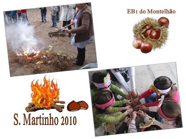 EB1 Montelhão (Tarde) - S. Martinho 2010