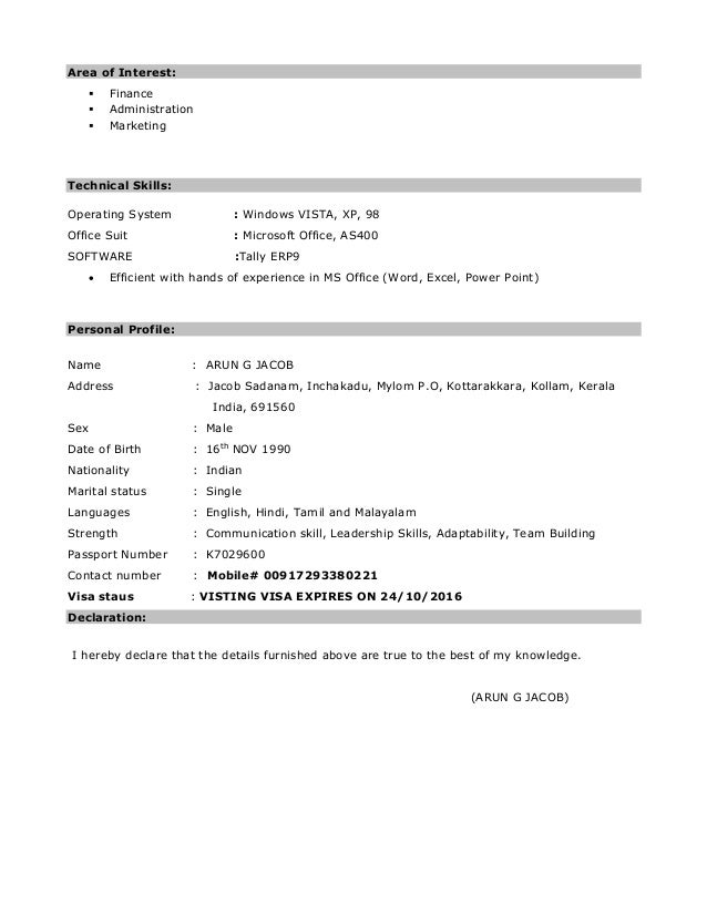 Resume arun doc forestry business plan example