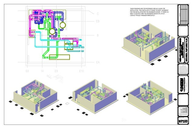 mp100 mechanical pump room layout mp100 Vector Mechanical Plans