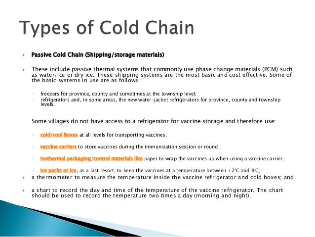 Cold Chain May 2015