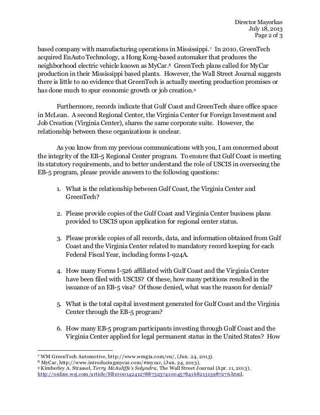 senator grassley s investigation into fraud in eb visa program by r  5