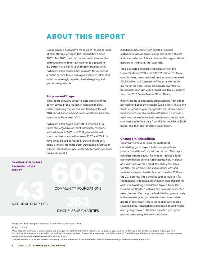 donor-advised-fund-report-2014