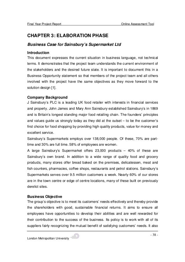 Company Project Report Pdf