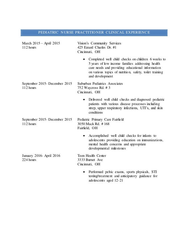 CV document final