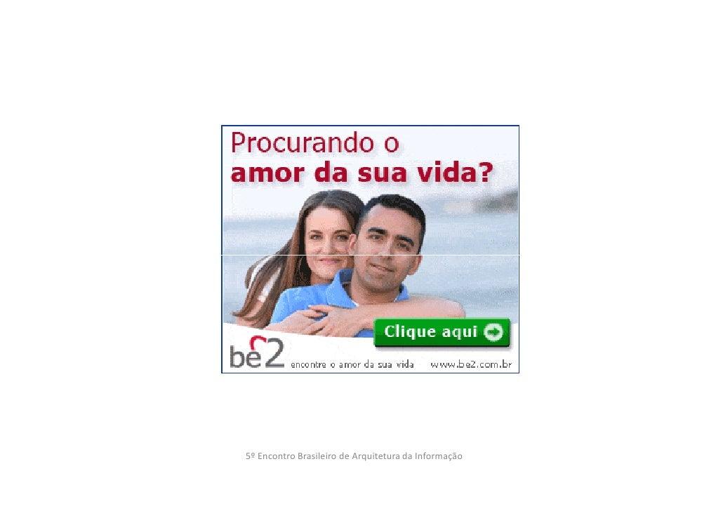 5º Encontro Brasileiro de Arquitetura da Informação