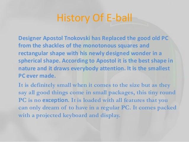 History Of ...