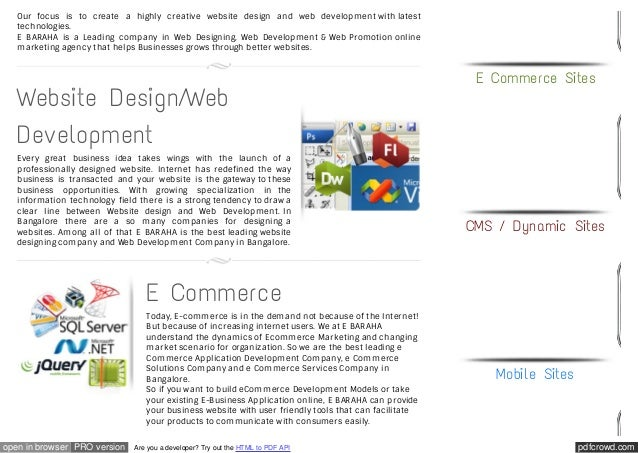 Website Designing Pdf