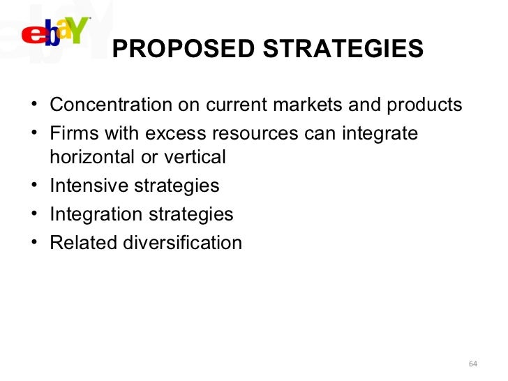 integration strategies intensive strategies diversification strategies defensive strategies A strategy as risky as vertical integration can only succeed when it is chosen for  the  aerospace & defense  intensive and durable and when they give rise to  high fixed-cost structures  this is a common but rarely valid reason for vertical  integration—a variation on the old theme that internal portfolio diversification is.