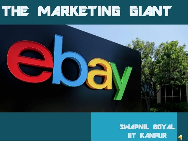 THE MARKETING GIANT SWAPNIL GOYAL IIT KANPUR