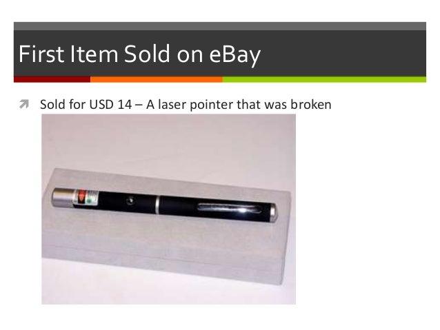 eBay  Slide 3