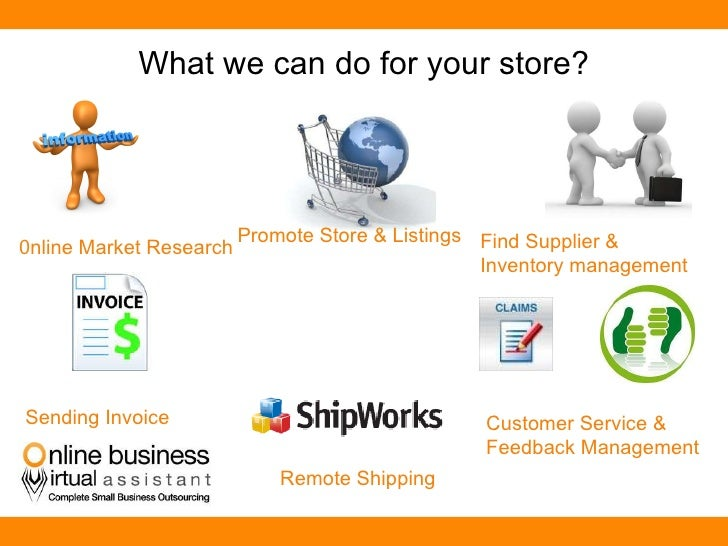 outsourcing ebay Can't get enough done in 24 hours a day replace yourself by outsourcing to the philippines and increase your productivity and ebay sales.