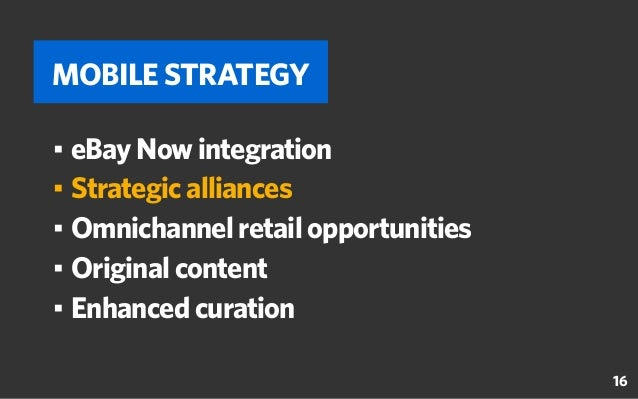 ebay strategy porter Ebay inc report contains more detailed discussion of ebay business strategy the report also illustrates the application of the major analytical strategic frameworks in business studies such as swot, pestel, porter's five forces, value chain analysis and mckinsey 7s model on ebay.