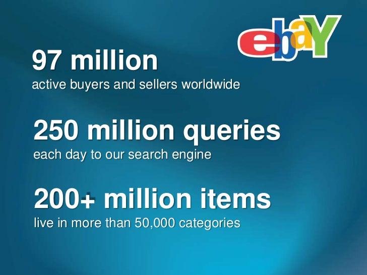 fb523c26809 Hadoop World 2011 Keynote  Ebay - Hugh Williams
