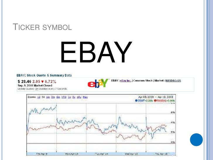 E Bay Presentation