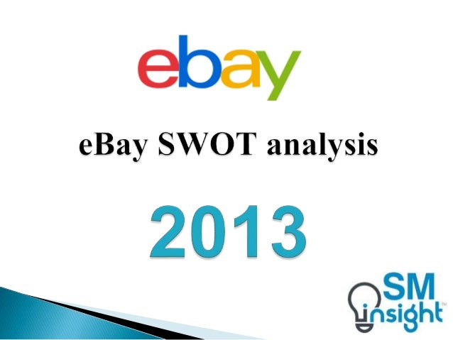 strategy analysis of ebay