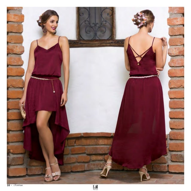 Que zapatos usar con vestido rojo vino