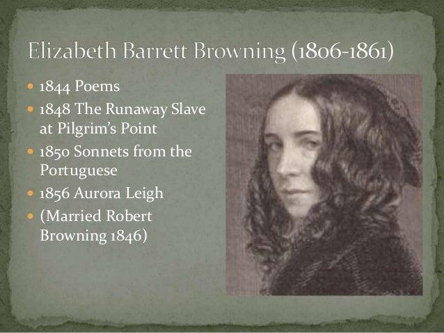 elizabeth barrett browning  u0026 christina rossetti
