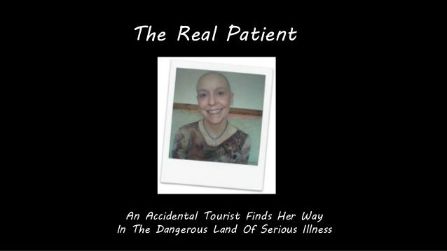 The Real Patient In The Virtual World Slide 3