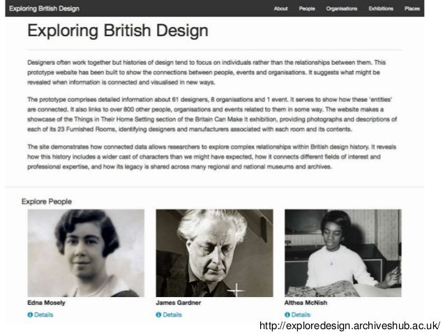 Exploring British Design Slide 3