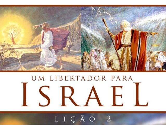 Lição 2 - Um Libertador para Israel