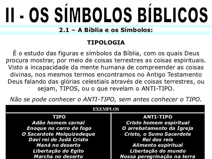 2.2 – Jesus utilizou alguns símbolos: