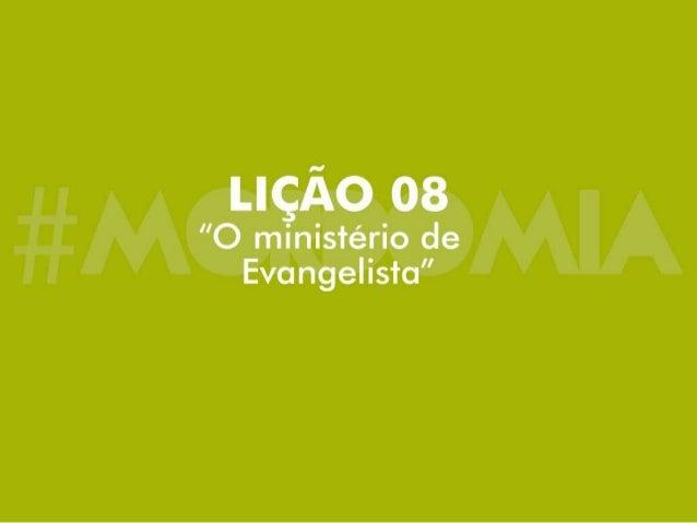 Evangelismo Evangelização Prof. Neir Moreira & www.neirmoreira.com Material desenvolvido por: