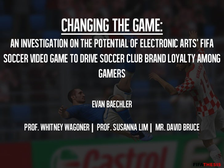 Changing the game:  An Investigation on the Potential of Electronic Arts FIFASoccer Video Game to Drive Soccer Club Brand ...